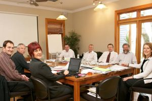 Business Group - Greenspace Meeting Room Hamilton