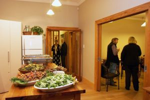 Kitchen Event - Greenspace Meeting Room Hamilton